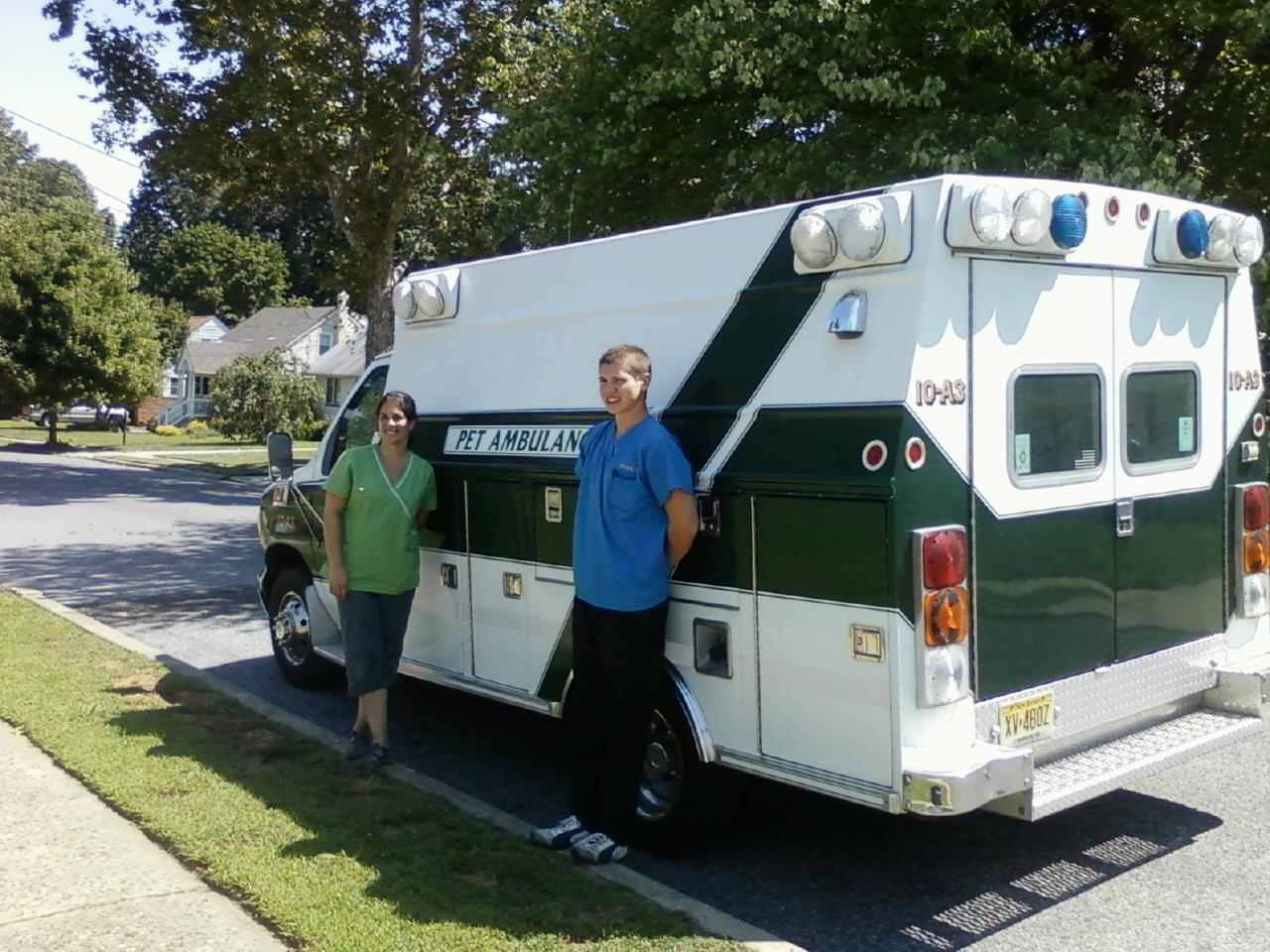 Dr Lisa's Mobile Veterinary Service 2010