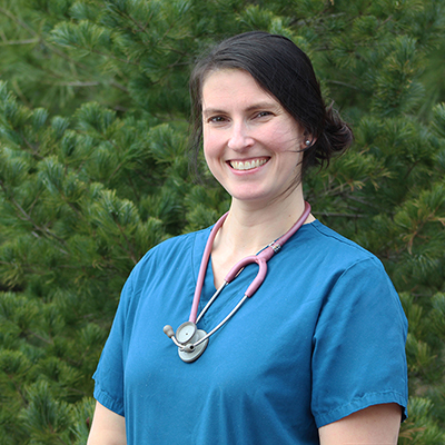 Dr. Kristen Mitchell