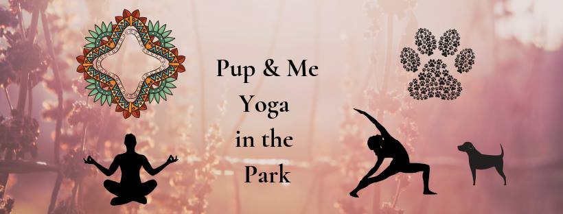 Pup & Me Yoga!