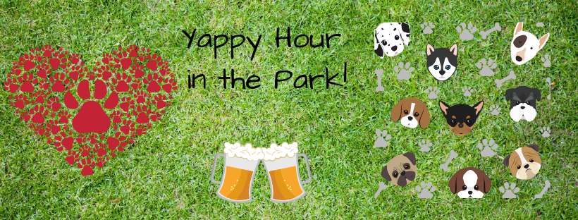 Yappy Hour in the Park!