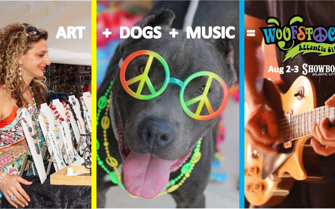 Woofstock Atlantic City (A Dog, Art & Music Festival)
