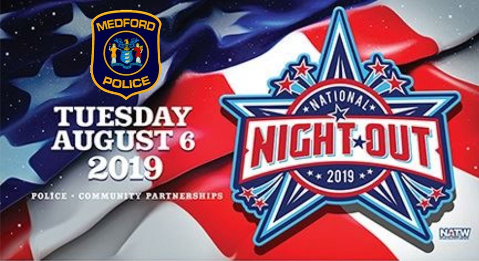 Medford Twp Police – National Night Out