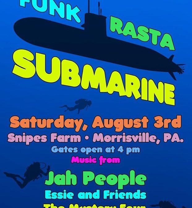 Funk Rasta Submarine 2019
