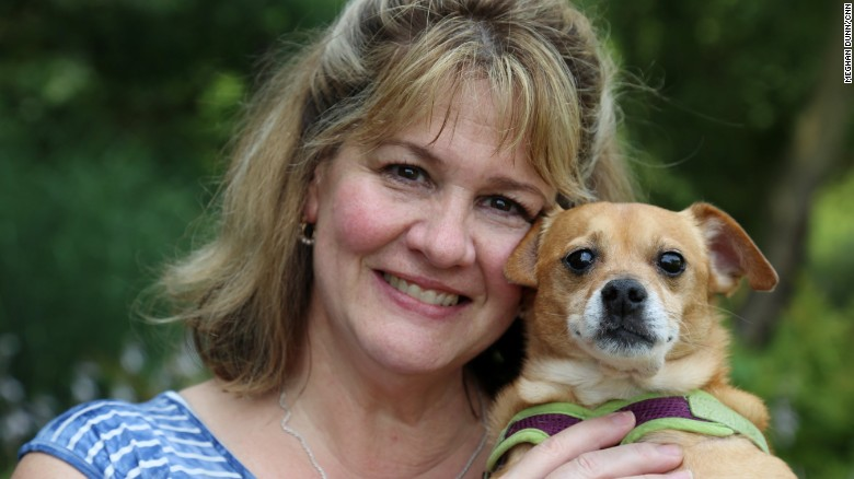 Animal Heroes of HousePaws: Michele Allen & Monkey's House
