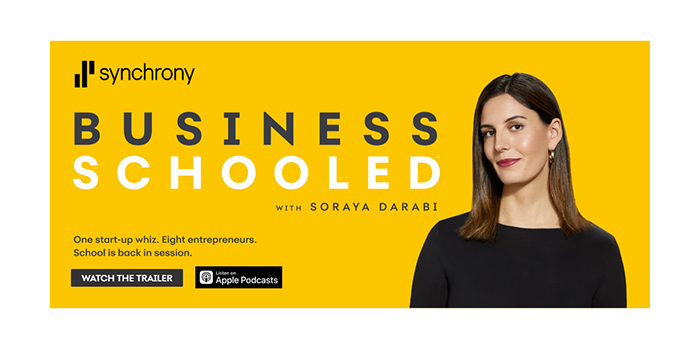 Business Schooled Podcast with Dr. Lisa